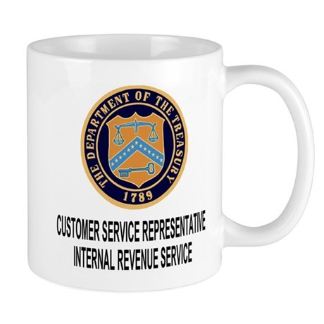 Customer Service Rep Coffee Cup