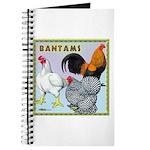 Bantam Chickens Journal
