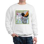 Bantam Chickens Sweatshirt