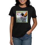Bantam Chickens Women's Dark T-Shirt