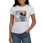 Bantam Chickens Women's T-Shirt