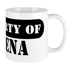 Property of Lorena Coffee Mug