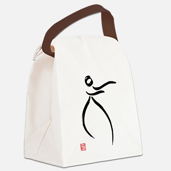 Flow Canvas Lunch Bag