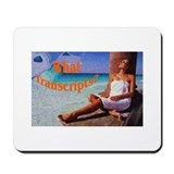 Court reporter Classic Mousepad