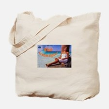 Cool Court reporter Tote Bag