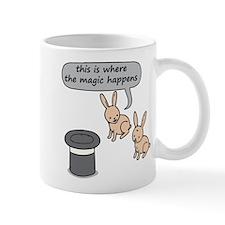 Rabbits and Magic Mug