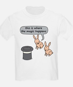 Rabbits and Magic T-Shirt