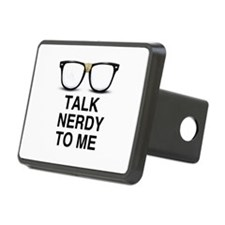 Talk Nerdy to Me. Hitch Cover