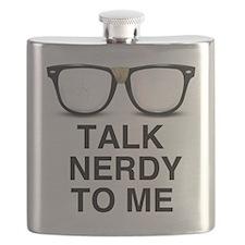 Talk Nerdy to Me. Flask