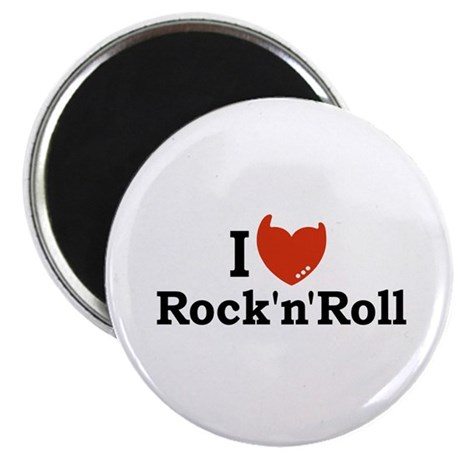 I Love Rock n Roll Magnet