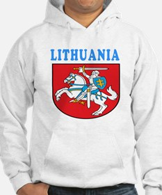 Lithuania Coat Of Arms Designs Hoodie