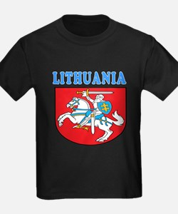 Lithuania Coat Of Arms Designs T