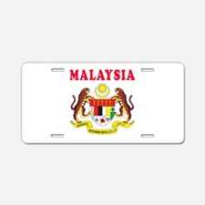 Malaysia Coat Of Arms Designs Aluminum License Pla