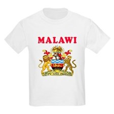 Malawi Coat Of Arms Designs T-Shirt
