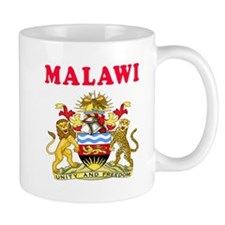 Malawi Coat Of Arms Designs Mug