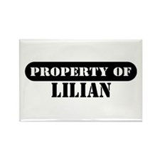 Property of Lilian Rectangle Magnet
