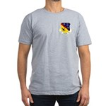 104th FW Men's Fitted T-Shirt (dark)