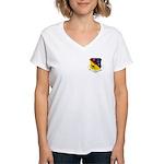104th FW Women's V-Neck T-Shirt