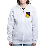 104th FW Women's Zip Hoodie