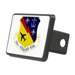 104th FW Rectangular Hitch Cover