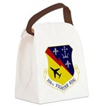 104th FW Canvas Lunch Bag