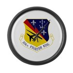 104th FW Large Wall Clock
