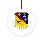 104th FW Ornament (Round)