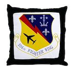 104th FW Throw Pillow
