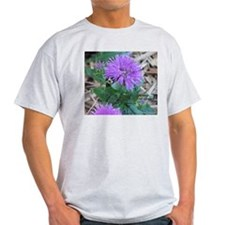 As a Bee Handles a Flower T-Shirt