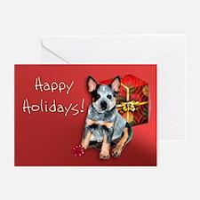 Australian Cattle Dog Christmas Cards (Pk of 10)