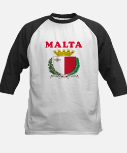 Malta Coat Of Arms Designs Tee