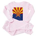 flag of america Jr. Football T-Shirt