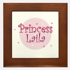 Laila Framed Tile
