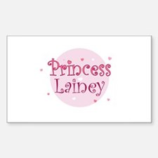 Lainey Rectangle Decal