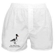 Funny Wild geese Boxer Shorts