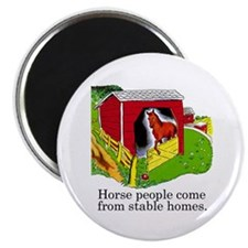 Horse People Magnet