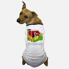 Horse People Dog T-Shirt