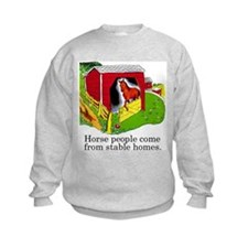 Horse People Sweatshirt