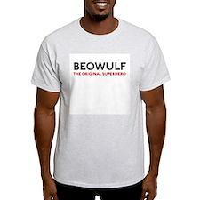 Beowulf Ash Grey T-Shirt