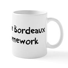 Dogue de Bordeaux ate my home Mug