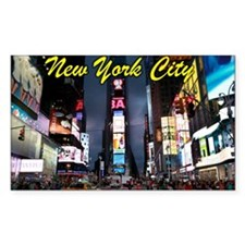 Times Square New York City Decal