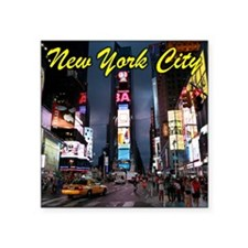 Times Square New York City Sticker