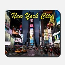Times Square New York City Mousepad