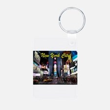Times Square New York City Keychains