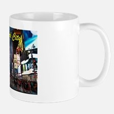 Times Square New York City Small Mug