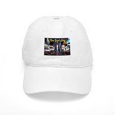 Times Square New York City Baseball Cap