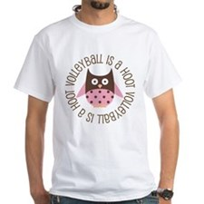 Volleyball Owl Shirt