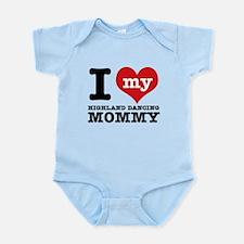 I love my Highland mommy Infant Bodysuit