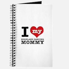 I love my Highland mommy Journal