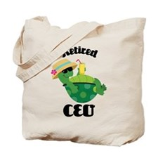 Retired CEO Tote Bag